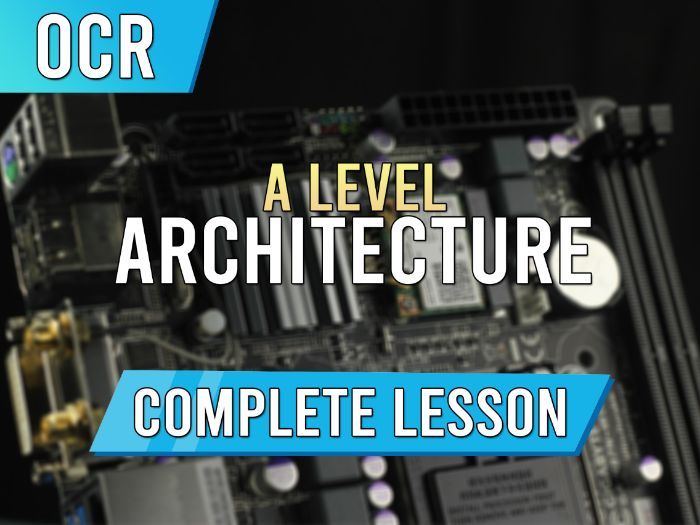 Von Neumann & Havard Architecture - AS / A Level OCR Lesson