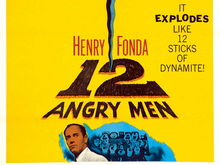 12 Angry Men - the tools to run a civil retrial + historical background 1957 version