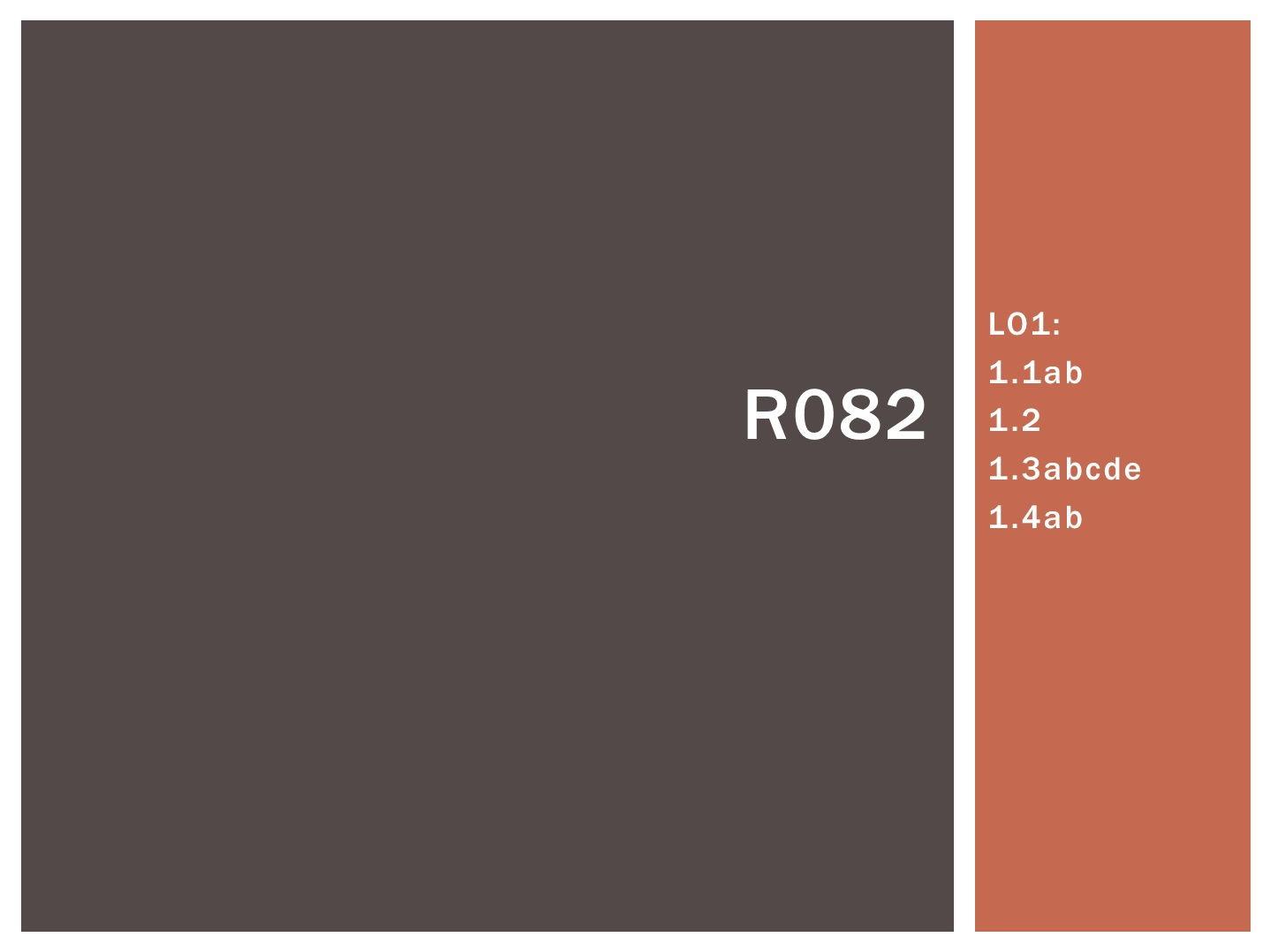 R082 - Creating Digital Graphics, [LO1], CAMNATS, Creative iMedia Lvls 1/2