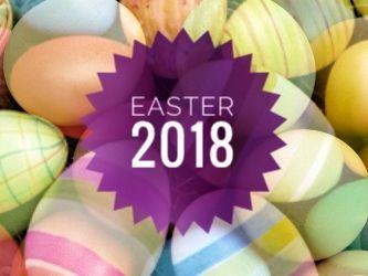 Easter Activities 2018