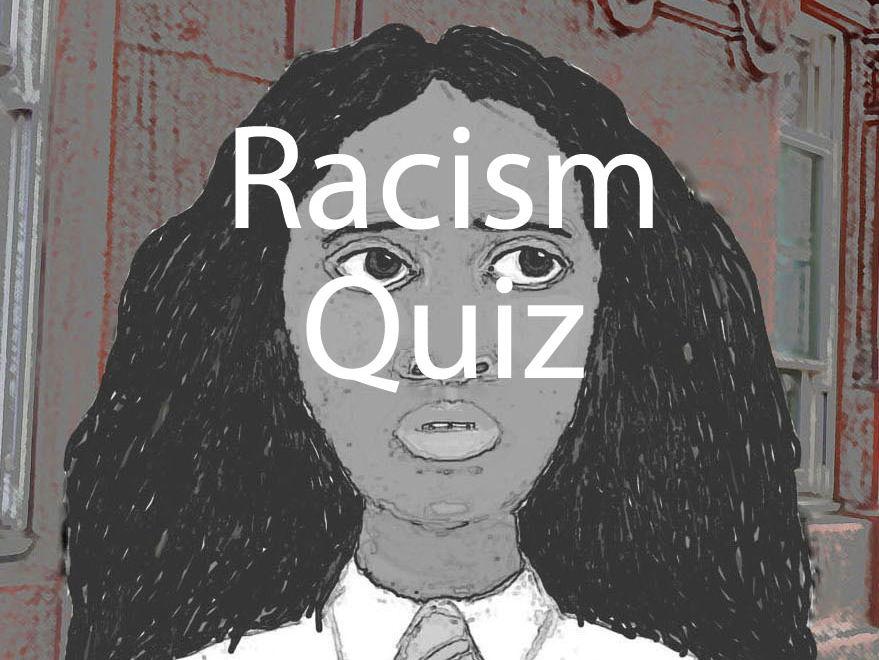 Racism, Violence and Negative Emotions Quizzes Bundle
