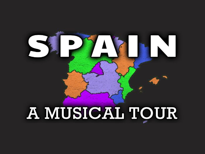 Spanish Geography Video: A Song for Spain
