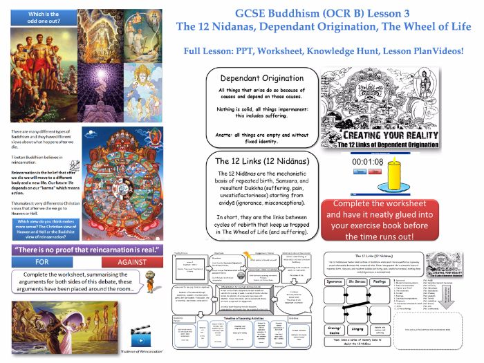 High School Level Buddhism Course (Complete Resources for 20 ...