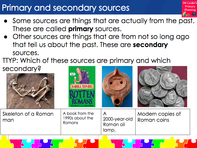 Interpret Sources to Explain why the Roman Army was Effective (Y3/4)