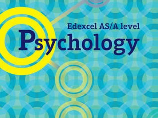 Edexcel Psychology A-level revision notes
