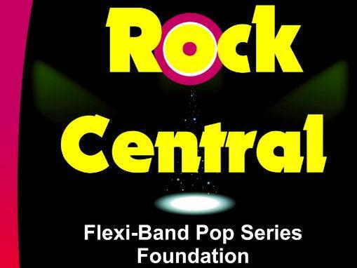Rock Central (Flexi-Band Score & Parts