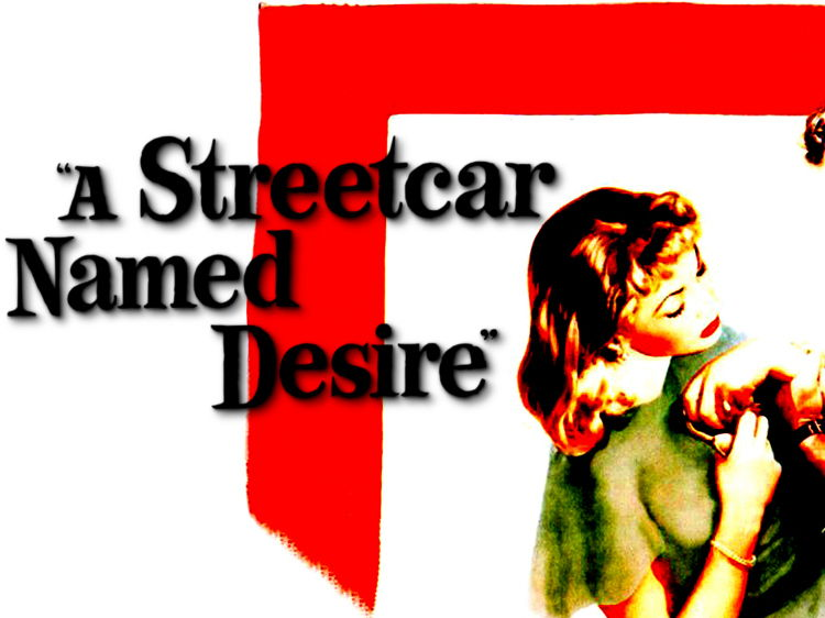 A Level: (1) A Streetcar Named Desire - the author, the context and plastic theatre