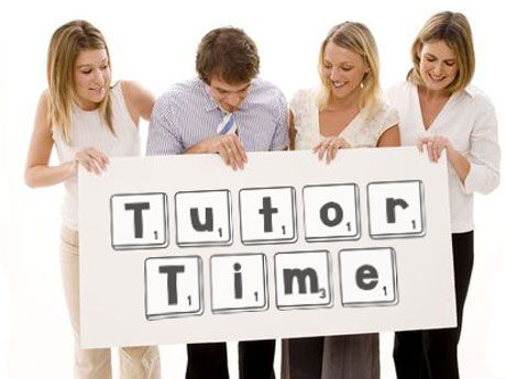 Tutor time puzzles and activities