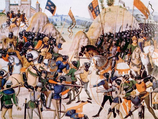 AQA GCSE Migration, Empires & People: Hundred Years War