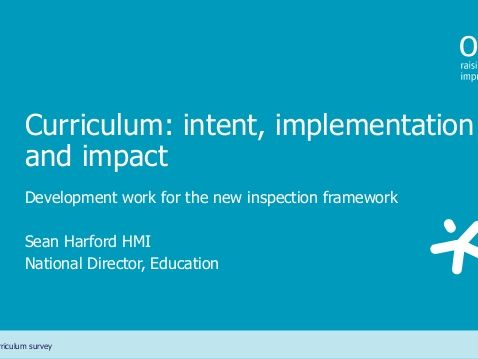 Geography Curriculum Intent Document