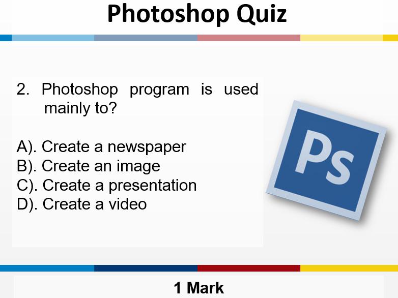 Photoshop Quiz