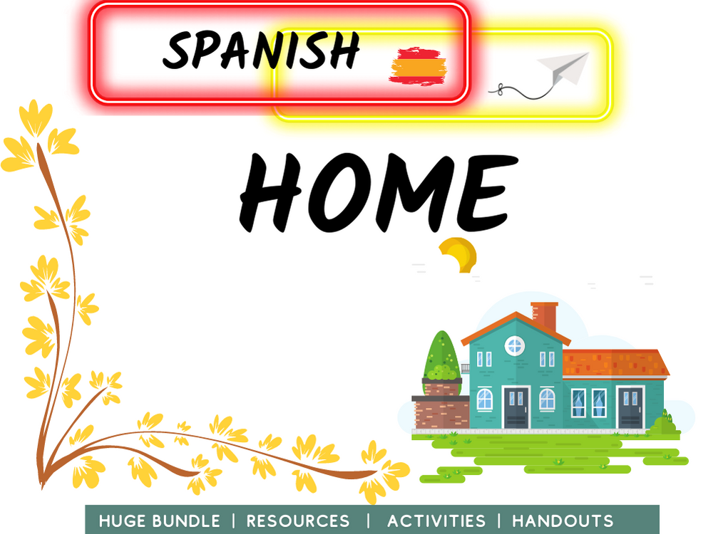 Home Spanish revision