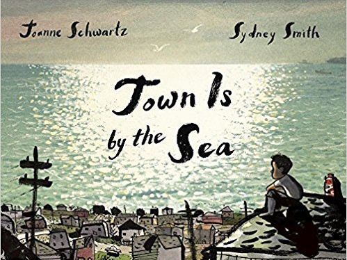 Town is by the Sea KS2 Reading with RIC Comprehension Questions for Full Picture Book