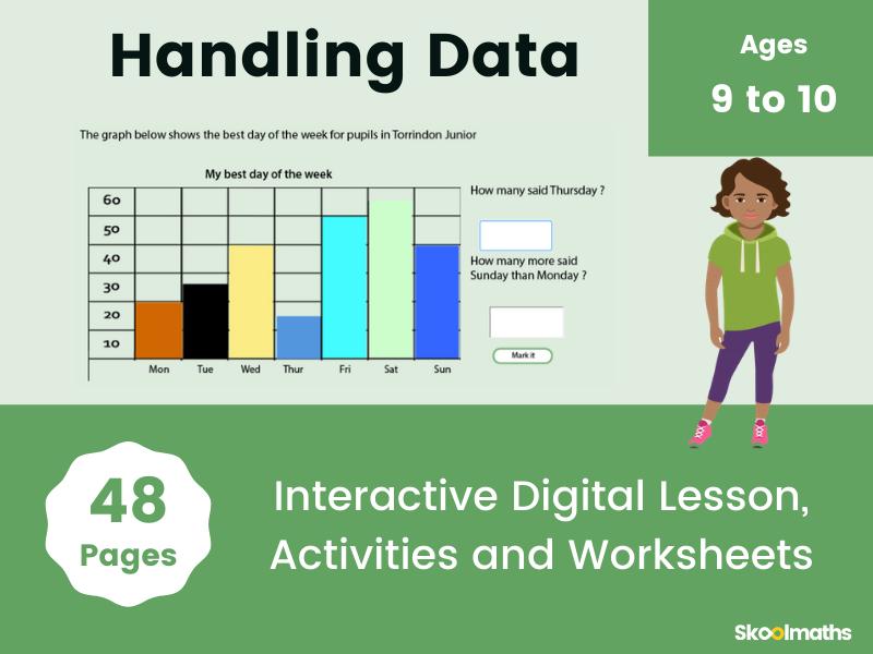 Handling Data - Year 5
