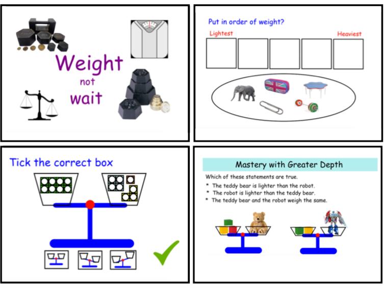 Comparing Weights Y1 (pptx)