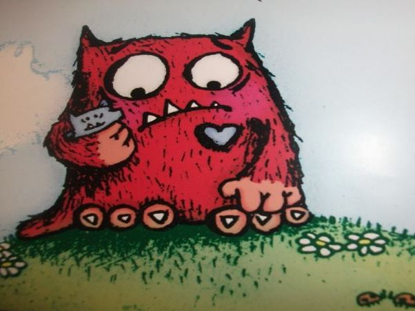 Year 1 Talk for Writing (T4W)  Planning and Resources MONSTERS based on the story of Love Monster
