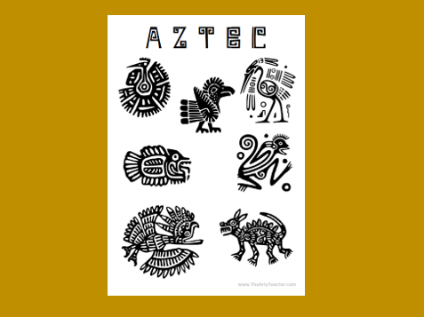 Aztec Animals
