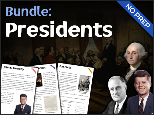 Bundle: Presidents