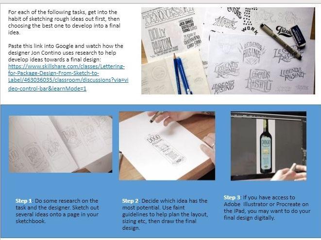 Short Design Briefs