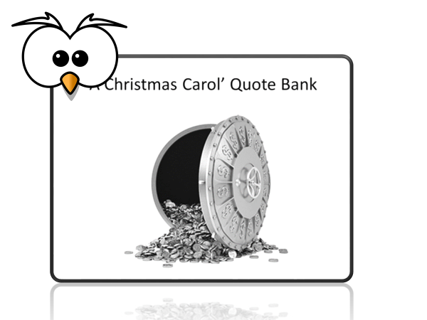 'A Christmas Carol' Quote Bank