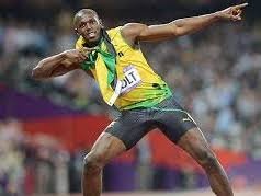 Distance-Time Graphing - Usain Bolt 100m