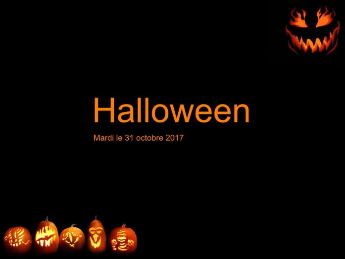 French Halloween lesson - Halloween en français - En quoi tu te déguises?