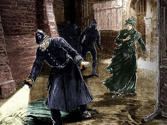 Crime and Punishment: Investigating Jack the Ripper
