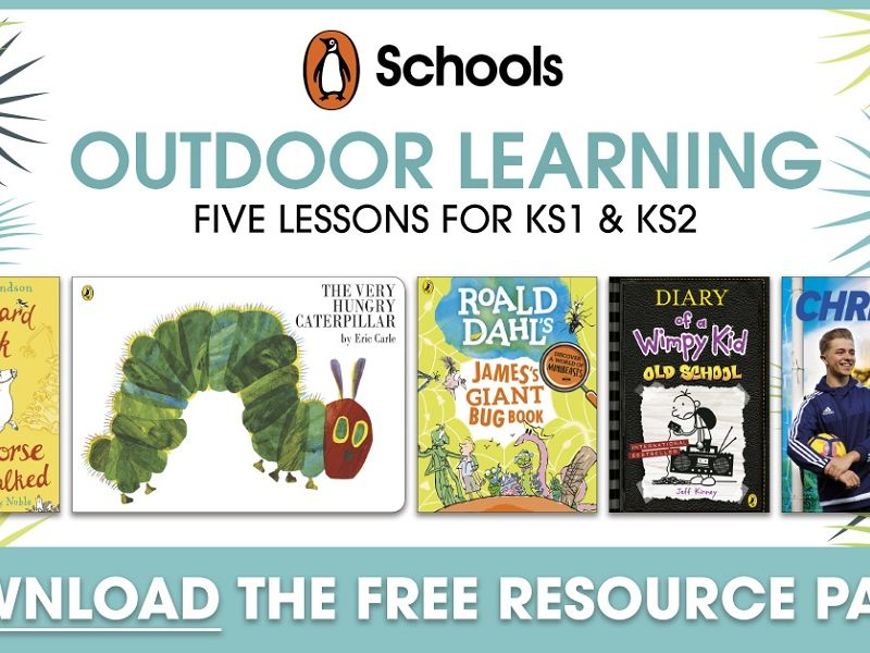 Outdoor Learning KS1 & KS2 resources