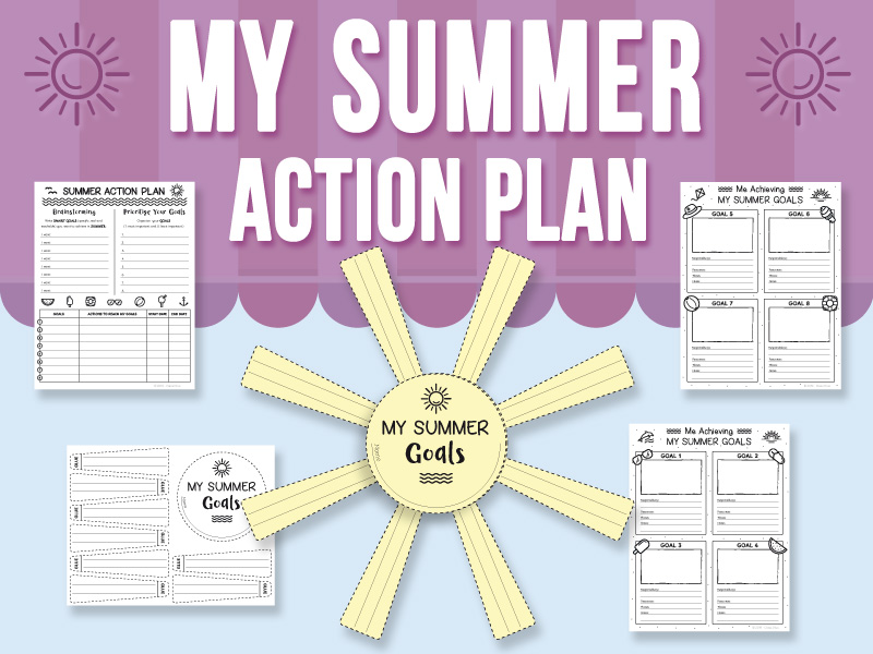 My Summer - Action Plan
