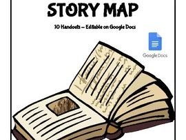Digital Story Maps Templates (Editable on Google Docs)