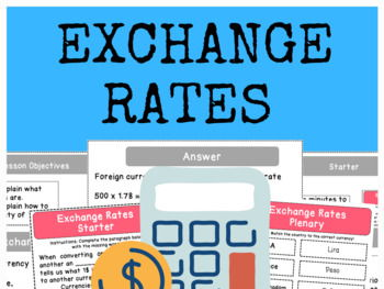 Exchange Rates - Bundle