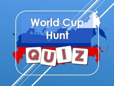 World Cup: Russia 2018: World Cup Hunt