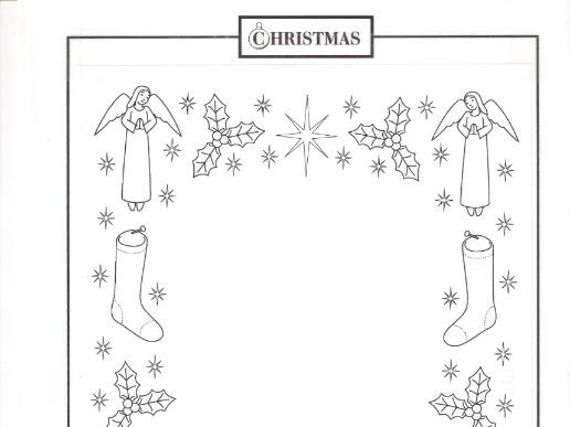Advent, Christmas and Ephipany Worksheets by antonybatchelor ...