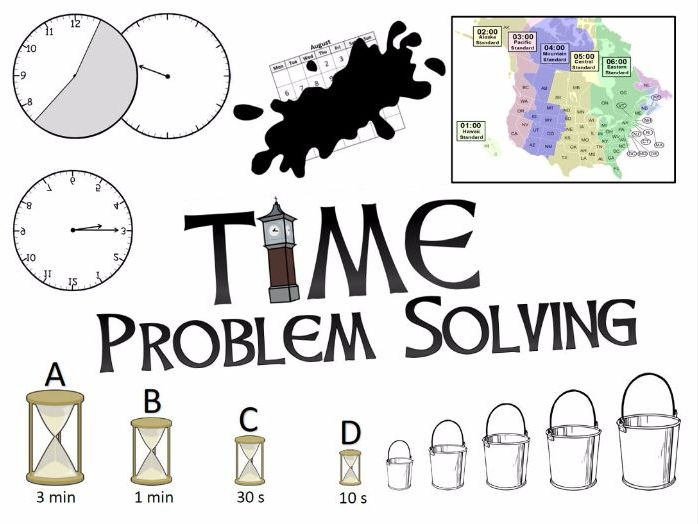 KS2: Time - Problem Solving