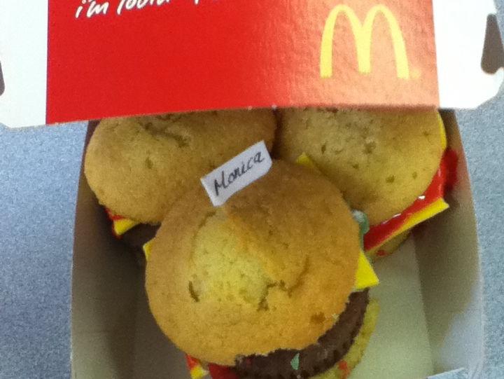 Creaming Method - Build A Burger!