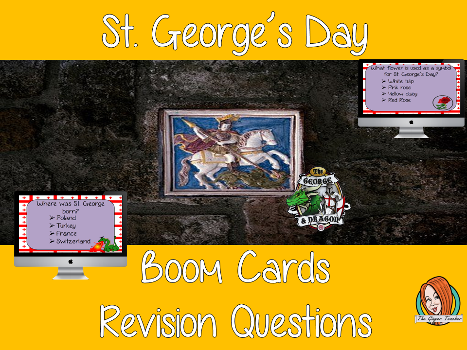 Saint George's Day Revision Questions