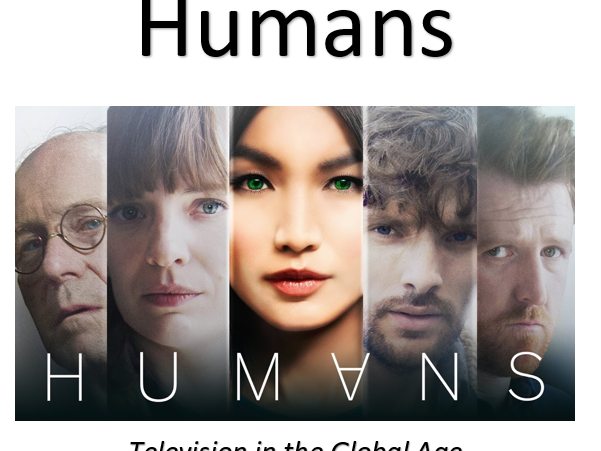 EDUQAS AS Media - Humans revision book