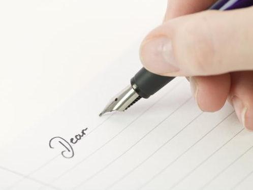 Formal Letter Activity