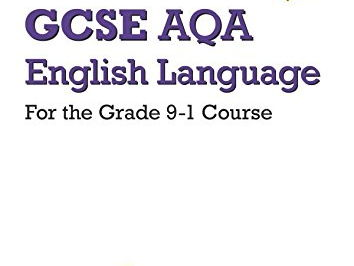 AQA English Language Resource Bundle
