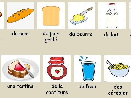 Dynamo 1 Module 4 Qu'est-ce que tu manges au petit déjeuner?