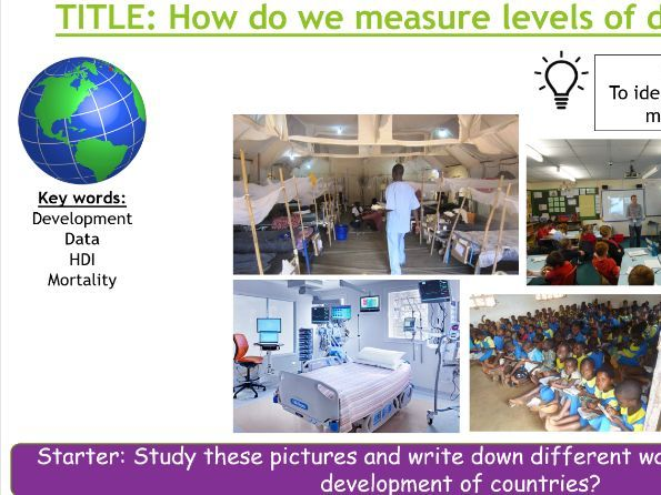 Changing Economic World  L1 - AQA GCSE