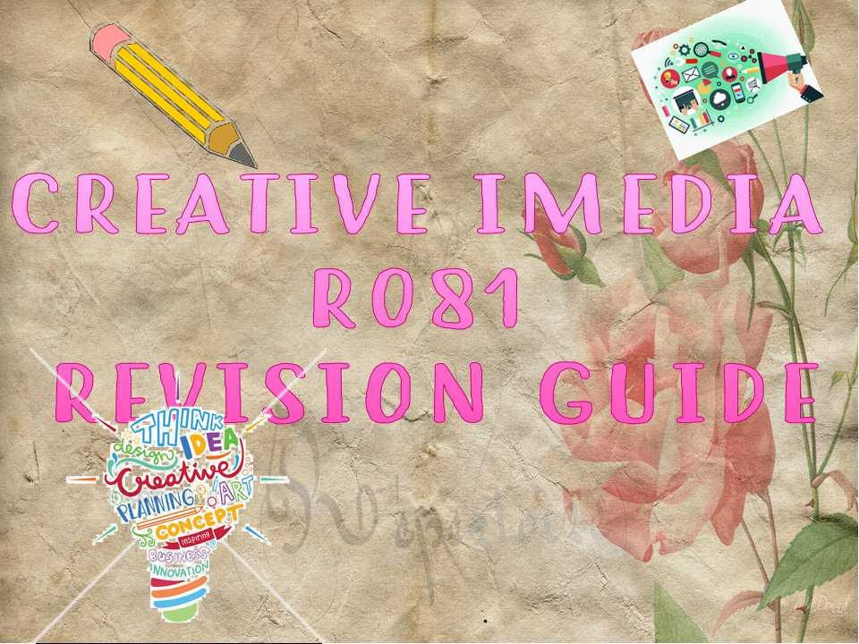 Creative Imedia OCR R081 Revision