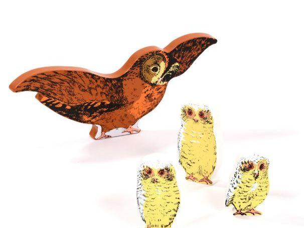 Reception weekly plan / Owl Babies