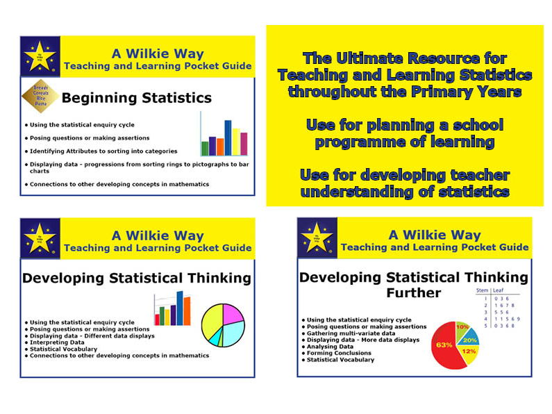 Statistics for the Primary Years