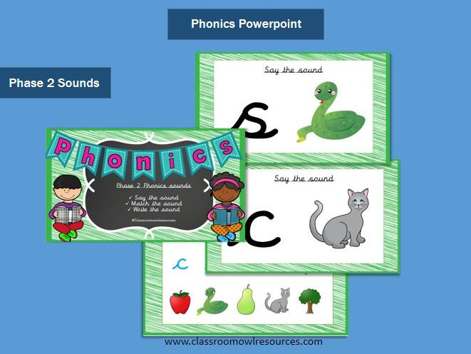 Phase 2 Phonics powerpoint