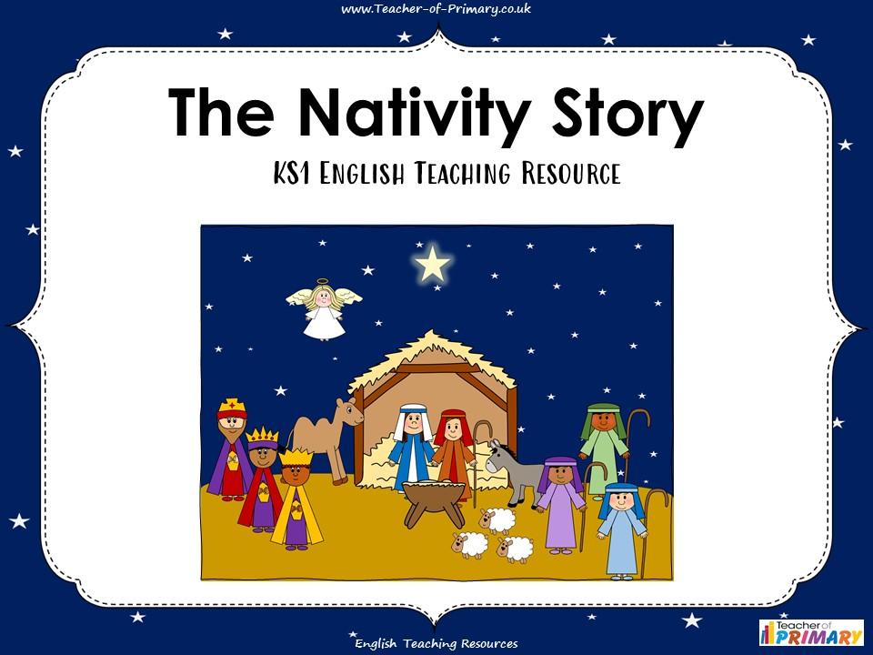 The Nativity Story - KS1