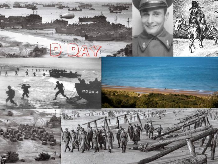 D-Day Operation Overlord World War II SHOW + FCs + TEST June 6 1944