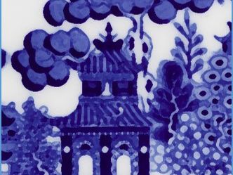 The Willow Pattern Story (KS1, Fiction) - creative ideas for planning discussion, writing and art