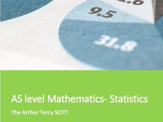 AS level Statistics notes (new specification)