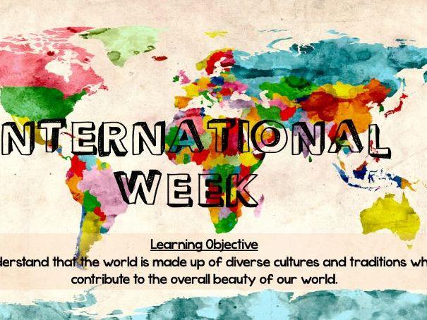 International Week (IB/IMYC)